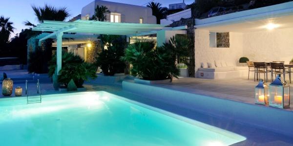 Villa Elli for rent in Mykonos