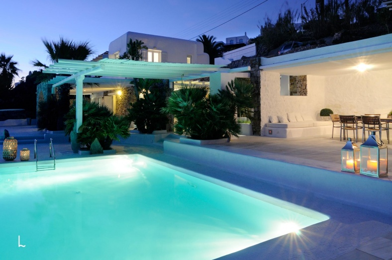 Villa Elli for rent in Mykonos