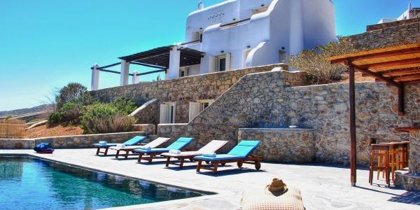Villa Erifyli for rent in Mykonos