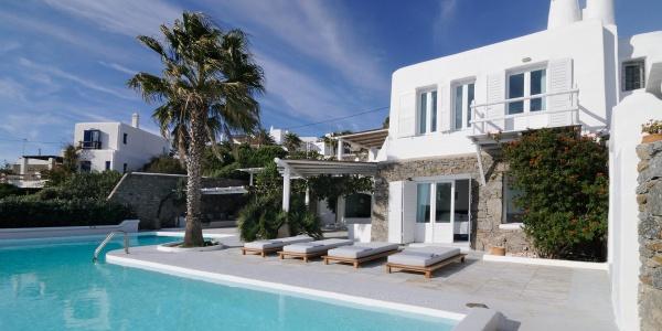 Villa Iaso for rent in Mykonos