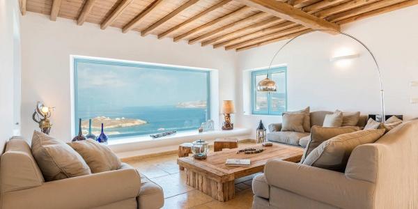 Villa Kleoniki for rent in Mykonos