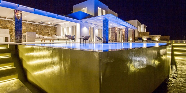 Villa Morfeas for rent & for sale in Mykonos