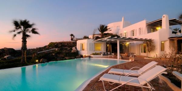 Villa Narcissus for rent in Mykonos