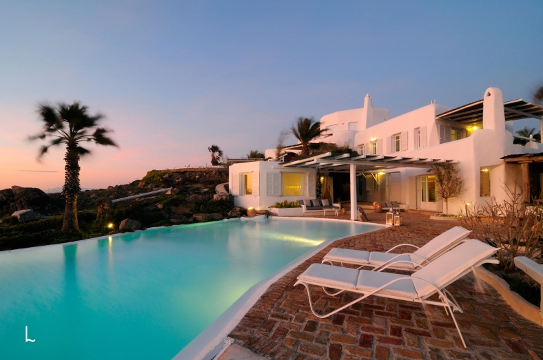 Villa Narcissus for rent in Mykonos