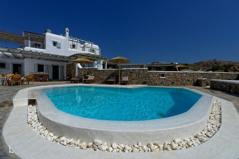 Villa Nereid for Rent & for Sale in Mykonos