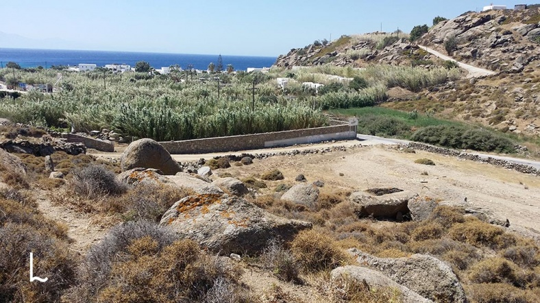 Land for Sale at Paradise in Mykonos, Greece - 14000 m2