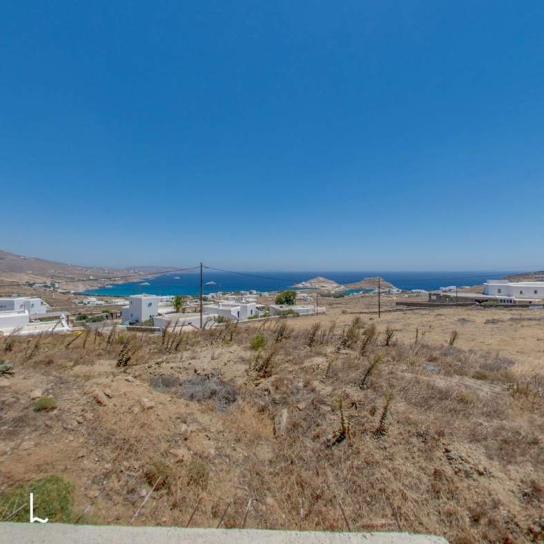 Land for Sale at Kalafatis in Mykonos, Greece - 4000 m2