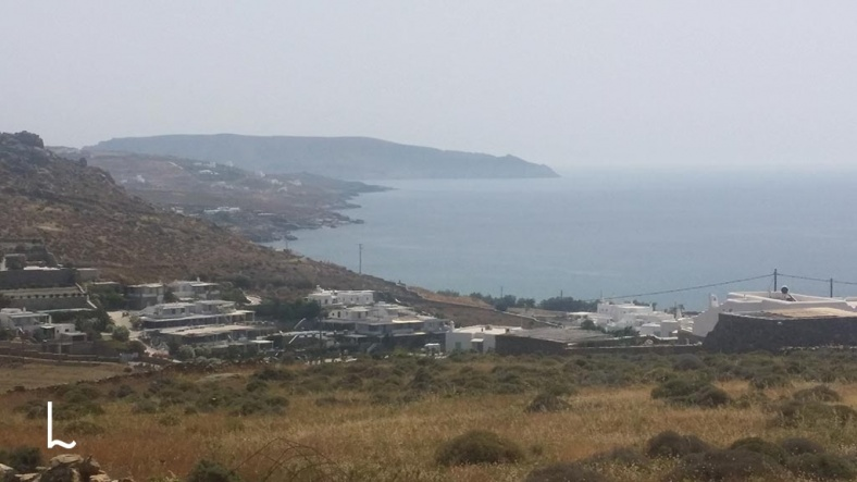Land for Sale at Agrari in Mykonos, Greece - 28000 m2