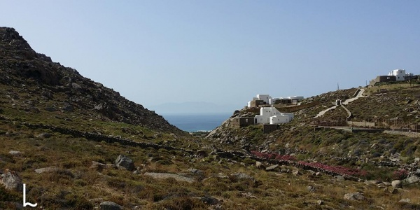 Plot for Sale at Agrari in Mykonos, Greece - 29000 m2