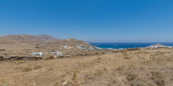 Land for Sale at Kalafatis in Mykonos, Greece - 15000 m2