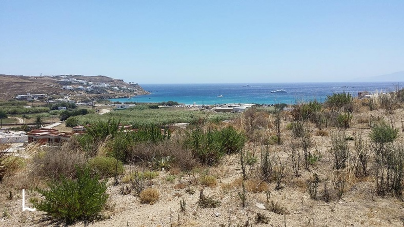 Land for Sale at Kalo Livadi in Mykonos, Greece - 7500 m2