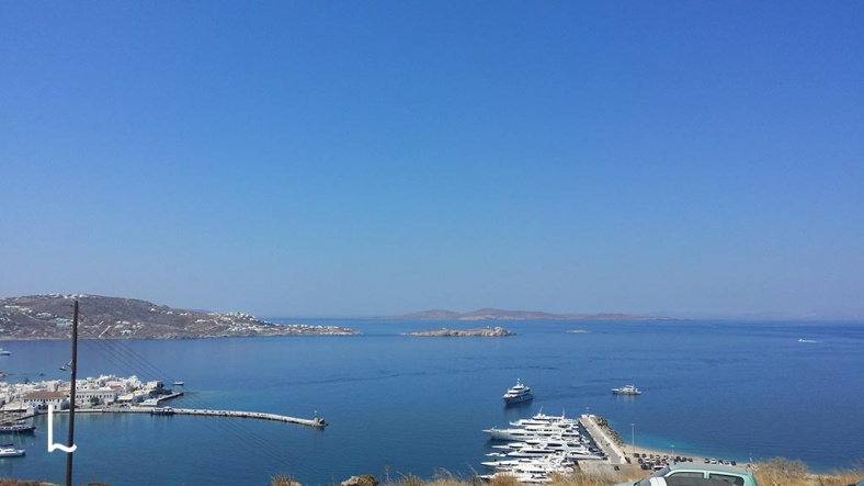 Land for Sale at Agios Vasilios in Mykonos, Greece - 2685 m2