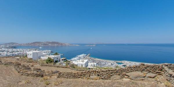Land for Sale at Agios Vasilios in Mykonos, Greece - 9700 m2