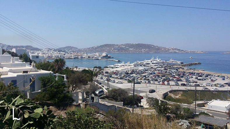 Land for Sale at Tagkou in Mykonos, Greece - 3000 m2