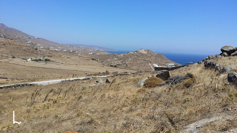 Land plot at Kalafatis for sale - Greece - 10000 m2
