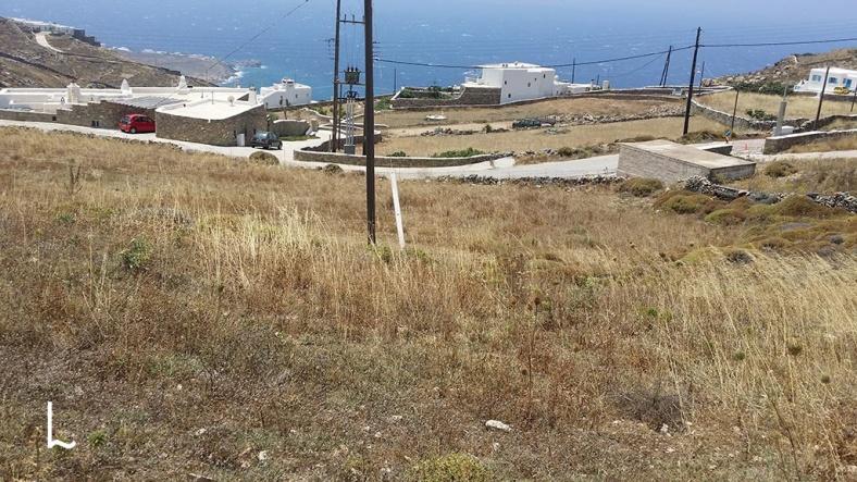 Plot for Sale at Fanari in Mykonos, Greece - 4000 m2