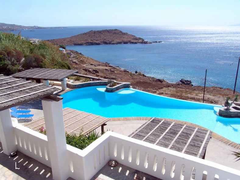 Villa Icarus for Rent & for Sale in Mykonos