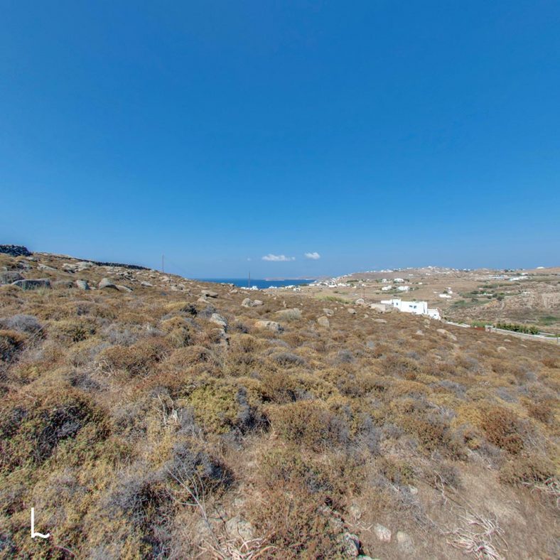 Land for Sale at Pyrgi in Mykonos, Greece - 5000 m2