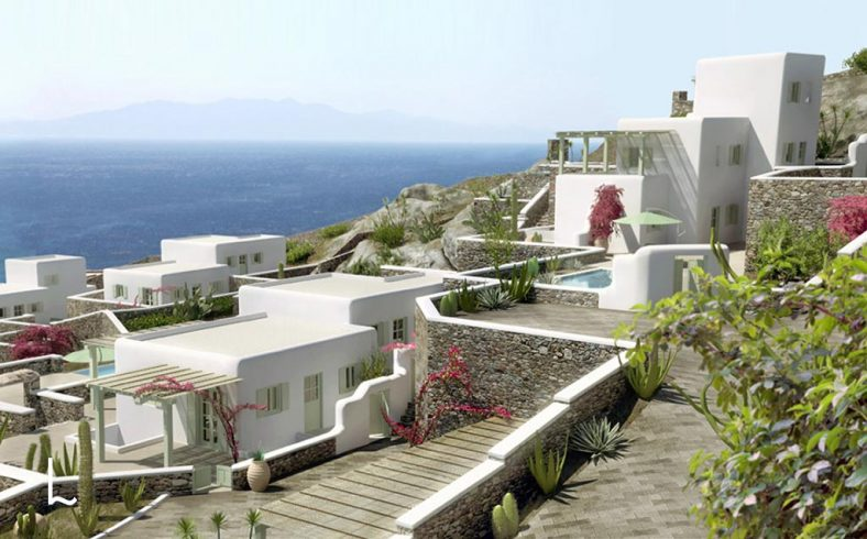 Plot for Sale at Elia in Mykonos, Greece - 12000 m2