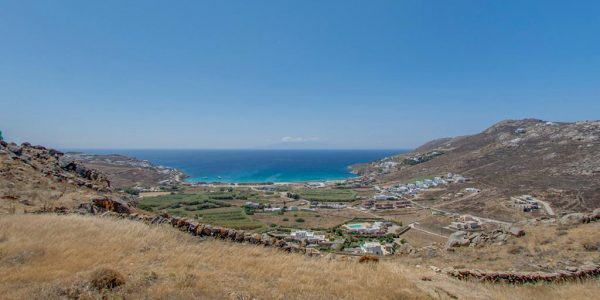 Land for Sale at Kalo Livadi in Mykonos, Greece - 4000 m2