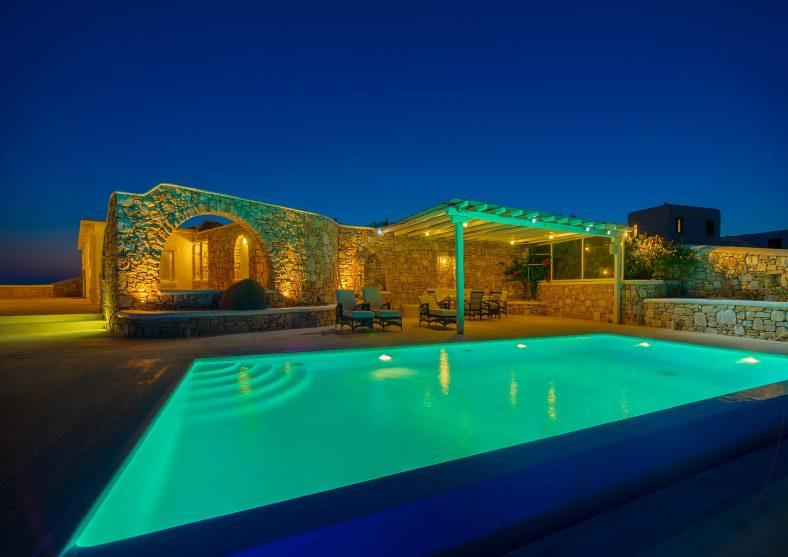 Villa Callisto for rent in Mykonos