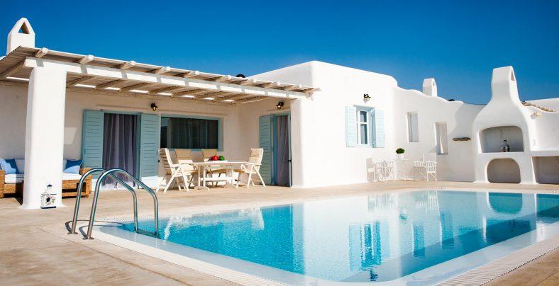 Villa Ekali for rent in Mykonos
