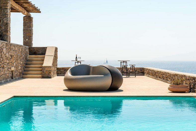 Villa Ismene for rent in Mykonos