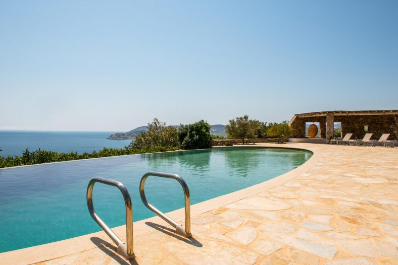 Villa Theano for rent in Mykonos